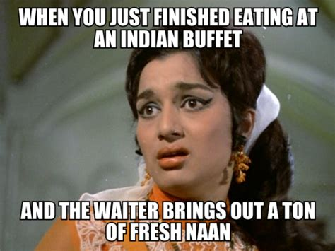 Indian Song Meme - asha parekh indian buffet meme mr mrs 55 classic