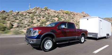 Nissan Titan Xd Mpg by 2016 Nissan Titan Xd Diesel Concept And Price New
