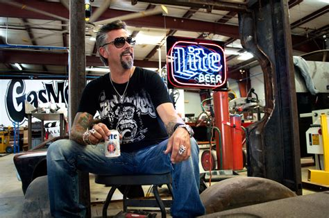 Gas Monkey Garage by Richard Rawlings And Miller Lite Join Forces And Announce