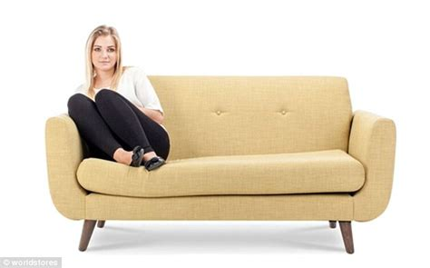 sitting on the sofa what does your sofa sitting position say about your
