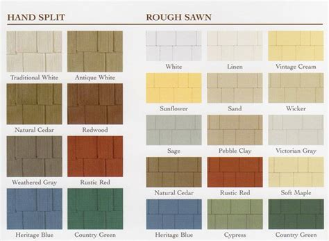 paint colors that go with cedar what paint colors look like on cut split