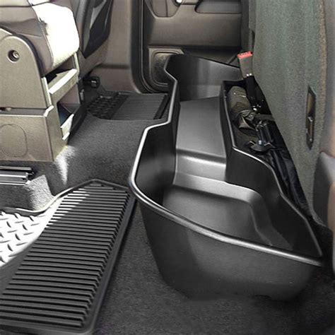 2009 silverado seat storage general motors 23183670 chevy silverado seat storage