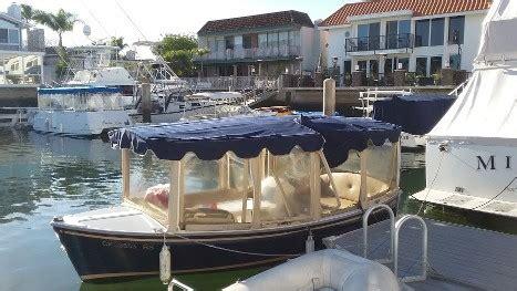 duffy boats huntington harbor huntington harbor duffy 16 classic makeover surrey top and