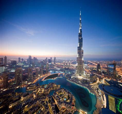 The Impressive Burj Khalifa ? Dubai (UAE)   World for Travel