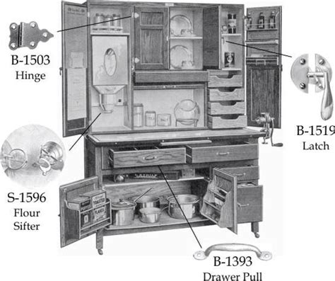 sellers hoosier cabinet parts hoosier cabinet making our house a home pinterest