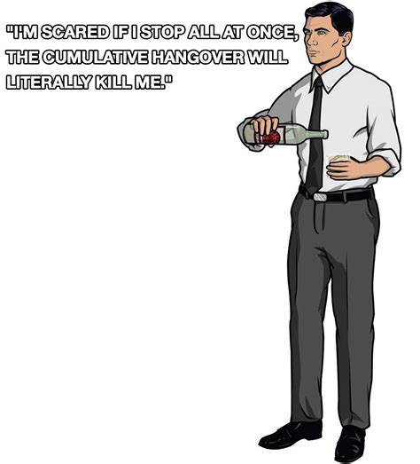 Sterling Archer Meme - 9 new tv heroes gq india