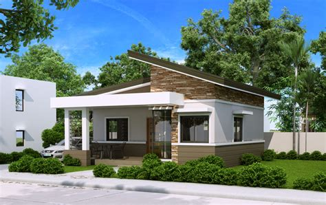Two Story House Plans With Front Porch by 2 Bedroom Small House Plan With Porch Home Design