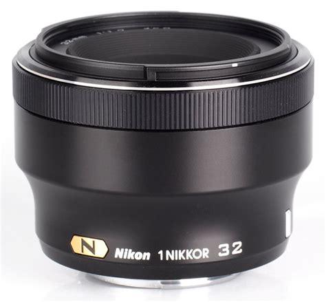 nikon 1 nikkor 32mm f 1 2 lens review