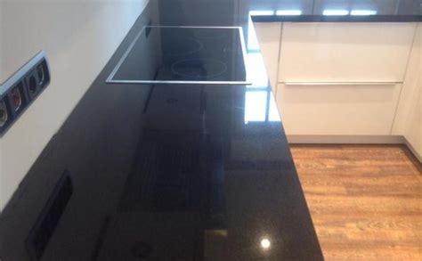 nero assoluto arbeitsplatte wuppertal nero assoluto granit arbeitsplatte