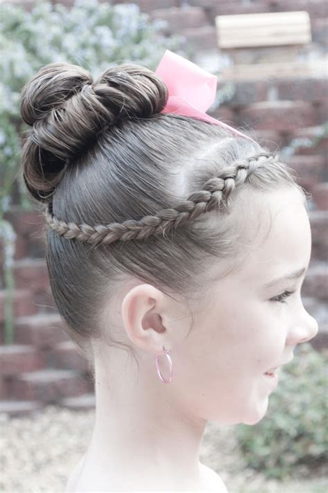 Easy Hair Styles For Dances | 78 best images about dance hairstyles on pinterest