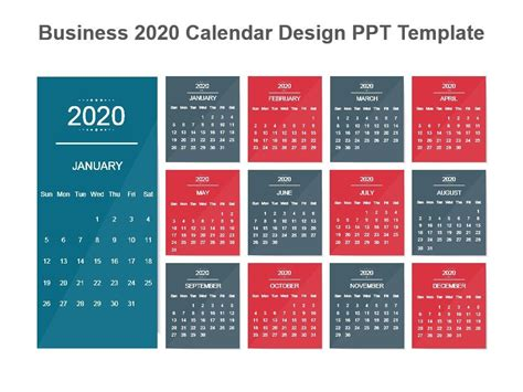style variety  calendar  piece powerpoint  diagram infographic
