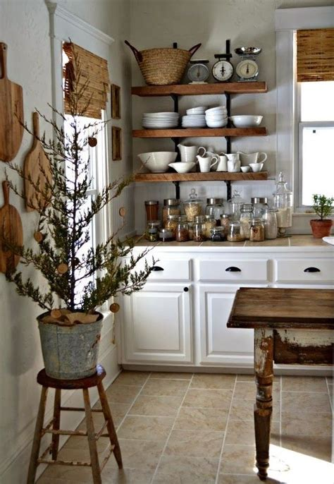 Mensole Cucina Country Cucina Mobili Bianchi Mensole Legno Arredo Casa Home