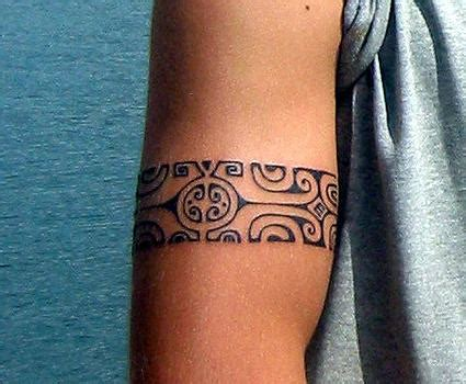 maori armband tattoos for men the gallery for gt maori tribal armband tattoos