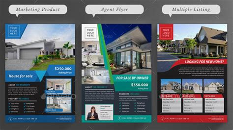 real estate marketing flyers templates indesign flyer templates top 50 indd flyers for 2017