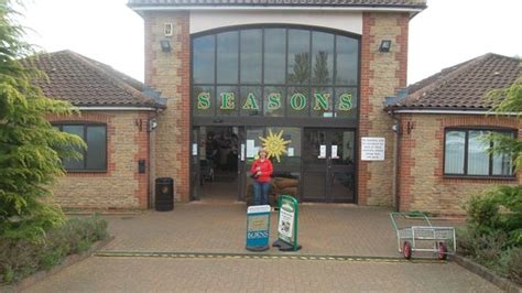 seasons garden centre burton latimer restaurant reviews