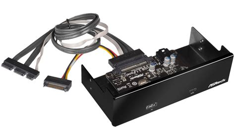 Asus 4c New computex usb 3 1 typ c f 252 r die desktop pc frontplatte