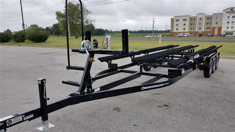 boat trailer parts used pontoon boat trailer gallery marine master trailers