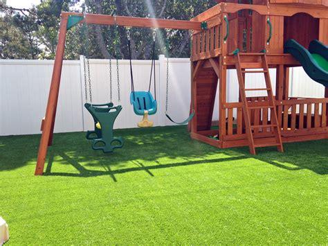 Backyard Play Area Ideas Artificial Grass Kosse Texas Landscaping Business Small