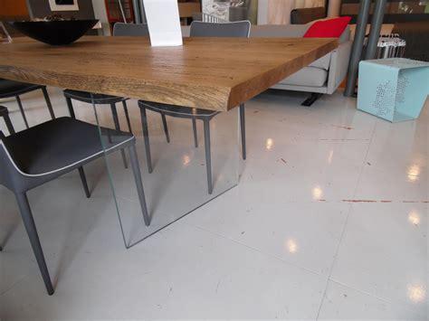 piedi tavolo ikea tavolo in massello di rovere anticato effetto corteccia
