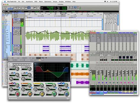 Pro Tools 9 Original Win Osx free downloads digidesign pro tools le v6 7 win mac osx