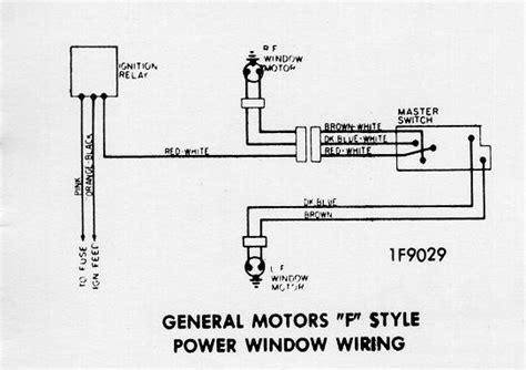 camaro restoration guide rpo  power windows