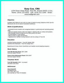 resume template for cna it s not quite difficult to make can resume there are