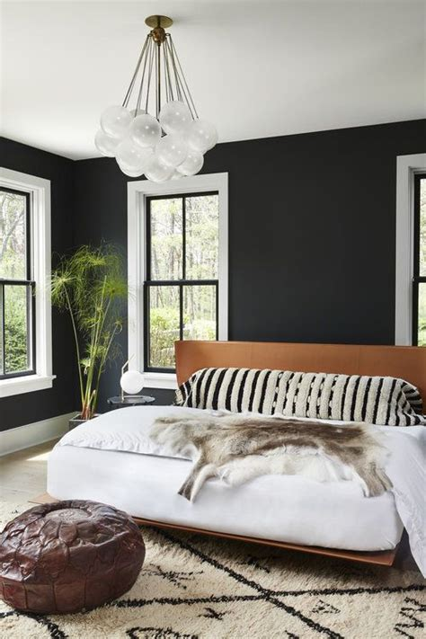 black modern bedroom furniture 25 best bedroom walls ideas on black