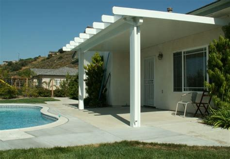 Aluminum Patio Covers, Carports & Window Awnings El Cajon