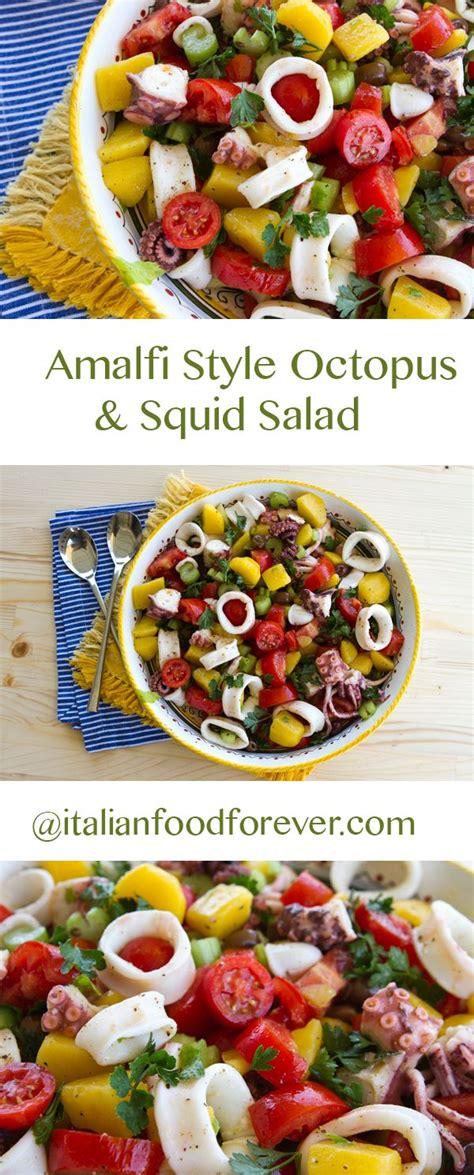 fried calamari salad calamari squid octopus pinterest best 25 squid salad ideas on pinterest calamari recipes