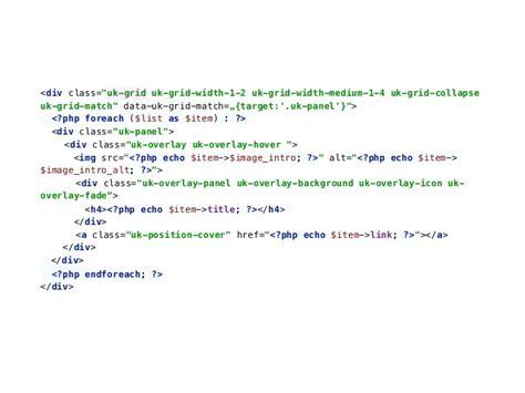 joomla template override joomla template overrides mit uikit