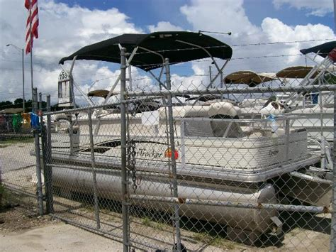 tracker boats for sale in florida tracker 21 fishin barge boats for sale in florida