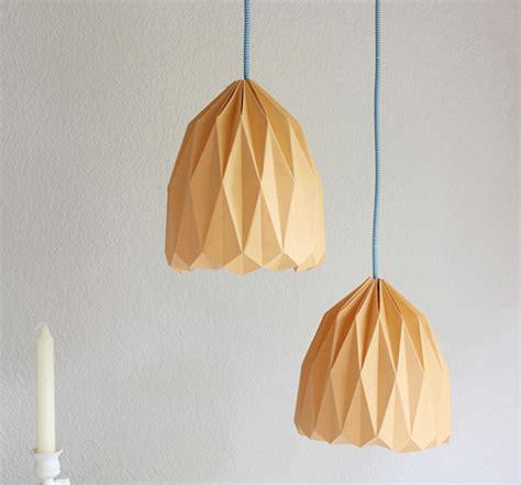 DIY Lampe origami facile à faire   Tutoriel complet