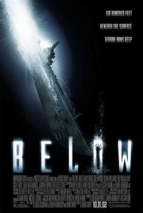 Watch Below 2002 Full Movie 8 Ghost At Sea Movies You Must Watch