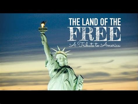The Land Of the land of the free