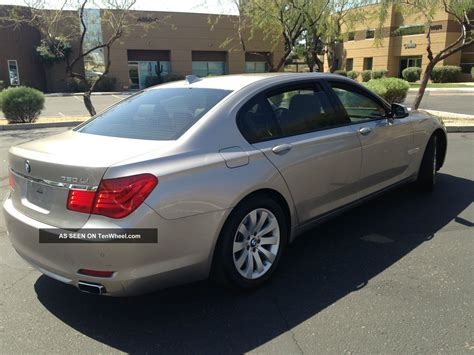 2009 bmw 750li 2009 bmw 750li sport luxury convience loaded pristine in