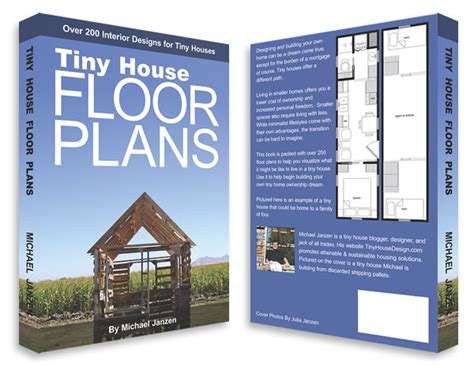 tiny house plans book tiny house floor plans book review