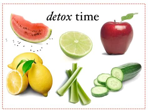 Detoxing From Obsessive by Blitz Detox Foods Preppy Obsessions
