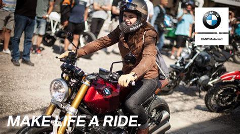 Motorrad Test Days by Bmw Motorrad Days 2017 Custom Ride Youtube