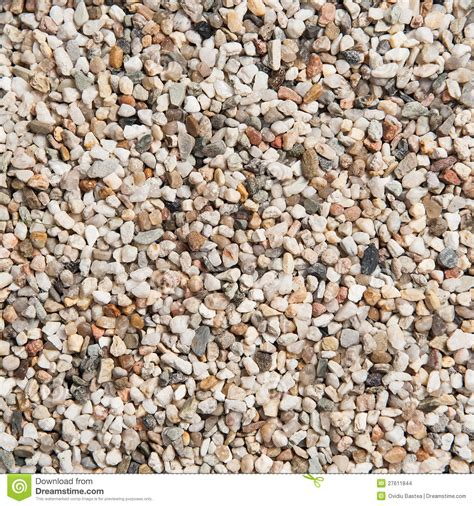 tiny petite small pebbles texture stock images image 27611844