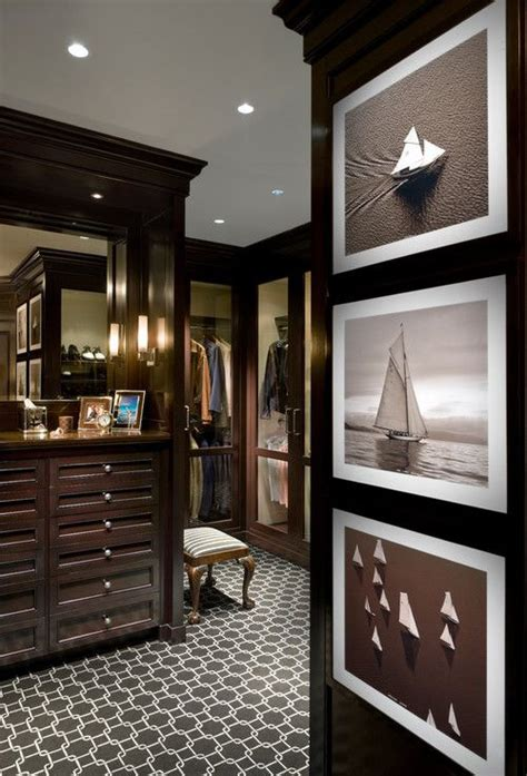 Masculine Closet by Pinspiration 35 Masculine Closets Dressing Rooms
