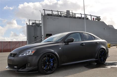 widebody lexus is350 tuned matte black wide body lexus is350