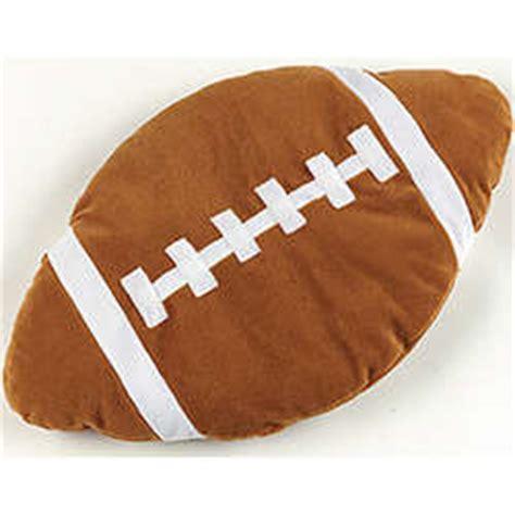 plush football pillow findgift