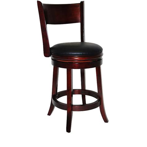 palmetto swivel counter height stool 24 quot tudor