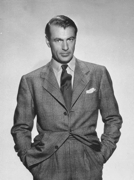actor playing gary mcfadden oscar winning actor gary cooper was quite the hollywood