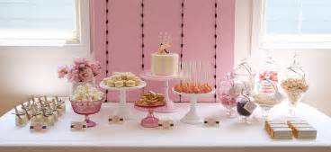 all cake stands jars and products used on the table sweet