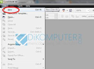 membuat dokumen html cara membuat dokumen baru di coreldraw info lowongan