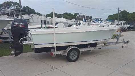 skiff boat console siesta skiff center console boats for sale