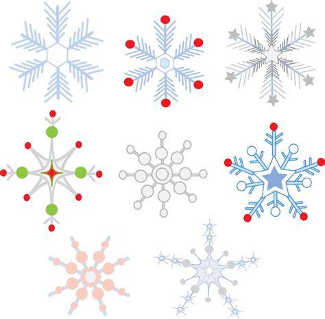 snowflake clipart snowflakes clip chadholtz