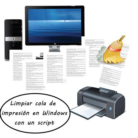 resetting printer spooler in xp clear and reset print spooler limpiar cola de impresi 243 n