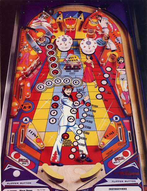 Design Home Game Online the arcade flyer archive pinball machine flyers disco